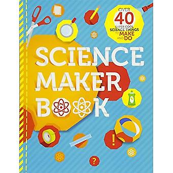 Livre de science Maker