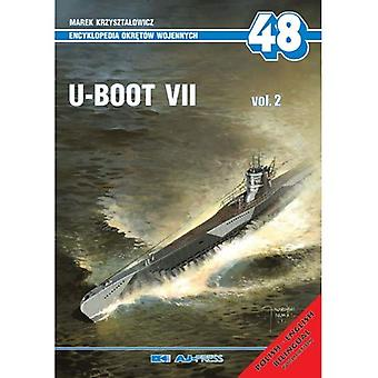 EOW 48 U-Boot VII Vol.2 (Encyclopedia of Warships)