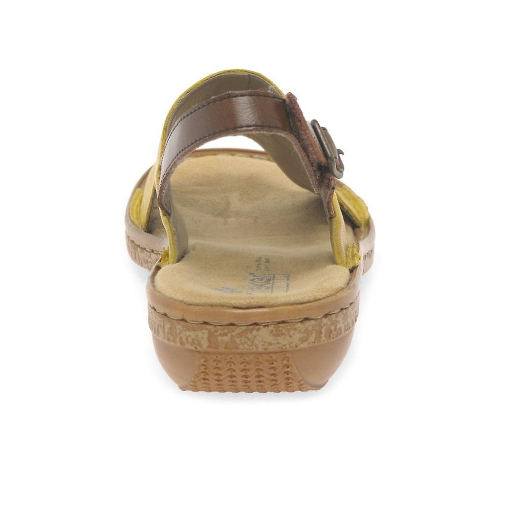 Rieker Amport Women 's Sling Tilbake Sandaler
