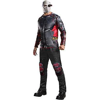 Deadshot aikuinen puku alkaen Suicide Squad