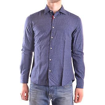 Altea Ezbc048060 Männer's blaue Baumwolle Shirt