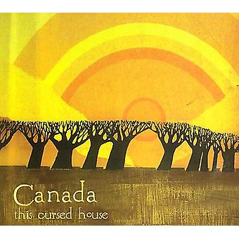 Canada - This Cursed House [CD] USA import
