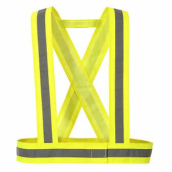 Portwest - Hi-Vis Strap Yellow Regular