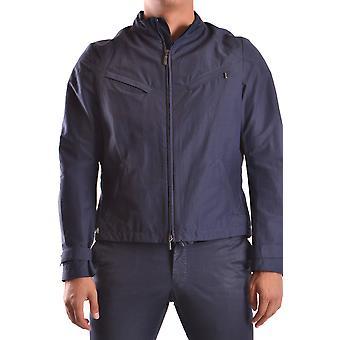 Brema Ezbc146004 Men's Black Nylon Outerwear Jacket