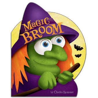 Magic Broom by Charles Reasoner - Charles Reasoner - 9781479559725 Bo