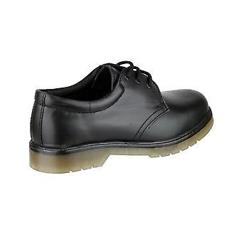 ألدرشوت أمبليرس جلدية جيبسون/أحذية رجالي