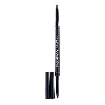 Lashfood Browfood Ultra Fine Brow Pencil Duo - # Dark Brunette - 0.10g/0.0035oz