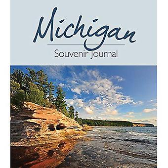Michigan souvenir tidning