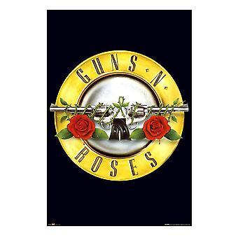 Guns N Roses-Logo Poster