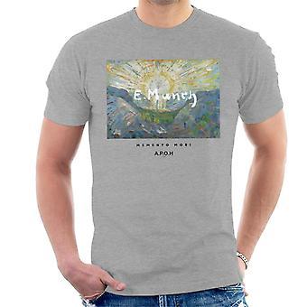 A.P.O.H Munch Momento Mori Men's T-Shirt