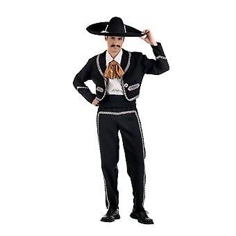 Mariachi Mexican Mexican musician mens costume