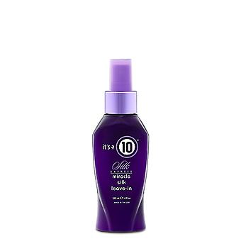 It ' s A 10 Silk Express Miracle Silk Leave-in 120ml