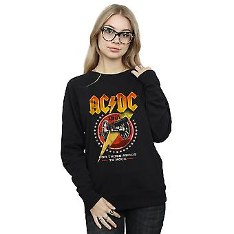 AC/DC Women's For Those About To Rock 1981 Sweatshirt