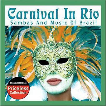 Carnival in Rio - Carnival in Rio [CD] USA import