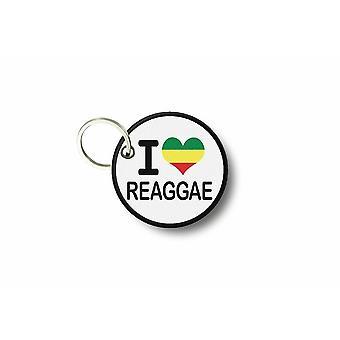 Cle Cles Key Brode Patch Ecusson Rasta Reggae Rastafari Judah R4