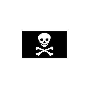 Naklejka Naklejka Samochód Moto Vinyl Pirate Flag Jack Rackham