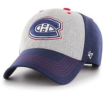 47 fire Adjustable Cap - FORMATION Montreal Canadiens navy