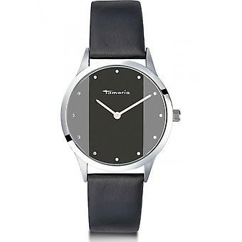 Tamaris - Women - Anita Wristwatch - TW013 - black silver