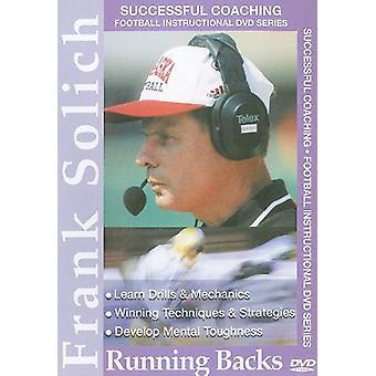Frank Solich: Running Backs [DVD] USA import