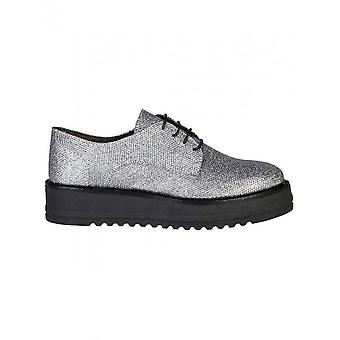 Ana Lublin - Shoes - Lace-up Shoes - ANNETTE_ARGENTO - Women - Silver - 41