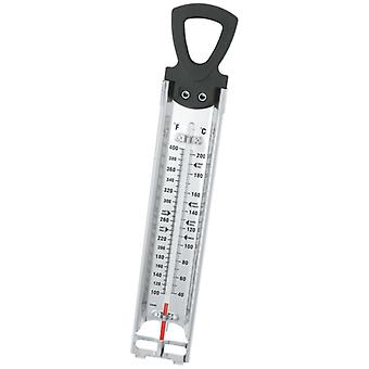 Judge Kitchen, Preserving Thermometer, Deep Fry - Stainless Steel