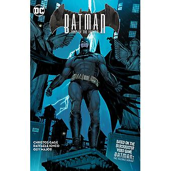 Batman Sins of the Father by Christos Gage