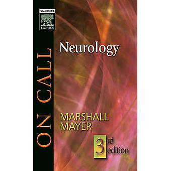 On Call Neurology by Randolph Marshall