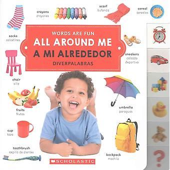 Kaikki ympärillä MeA mi alrededor luonut Scholastics