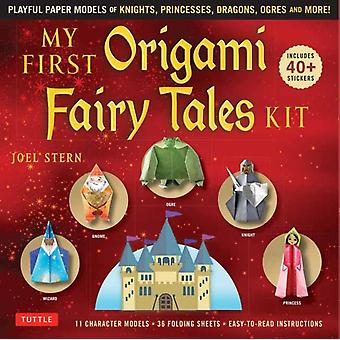 My First Origami Fairy Tales Kit by Joel Stern