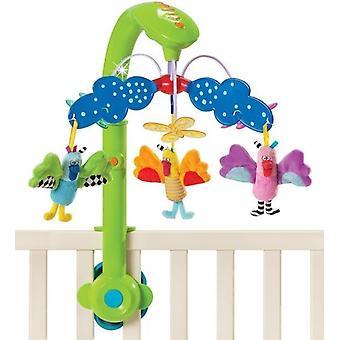 TAF Toys mobil musikaliska ankor