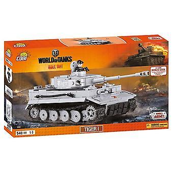 Cobi 3000 Tiger serbatoio modello