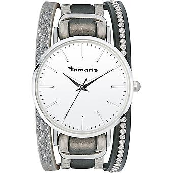 Tamaris - Wristwatch - Women - TW115 - silver, grey