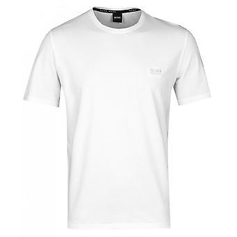 Hugo Boss Basic Regular Fit Weißes T-shirt