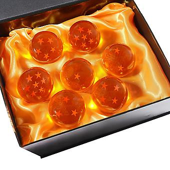 Dragon Ball Z 7 kristallen met Gift Box All Stars | 5,7 cm | Anime
