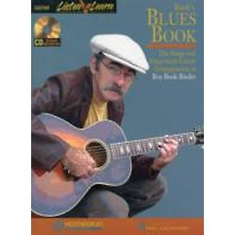 BookS Blues Book  The Songs and Fingerstyle Guitar by Created by Roy Book Binder