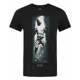 Star Wars Han Solo Carbonite Men's T-Shirt