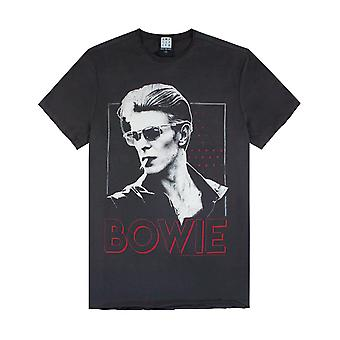 Amplified David Bowie 80s Era Mens T-Shirt
