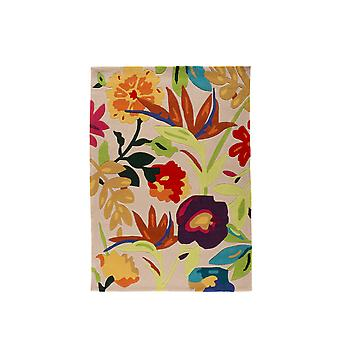 Flair Rugs Carnival Bird Of Paradise Floral Acrylic Floor Rug