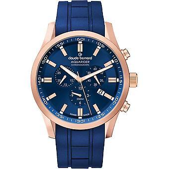 Claude Bernard - Watch - Men - Aquarider - 10222 37RCABU BUIR1