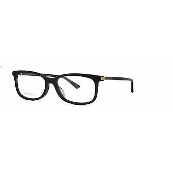 Gucci Asian Fit GG0296OA 001 Black Glasses