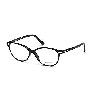 Tom Ford TF5421 001 Occhiali neri lucidi