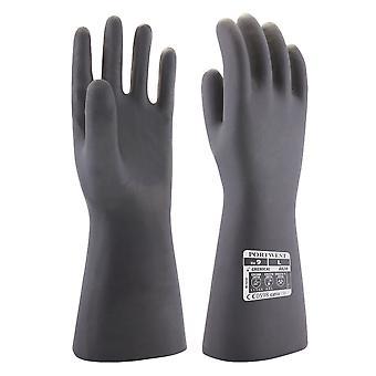 Portwest - Neopren Chemische Handschuh Handschuh (1 Paar Pack)