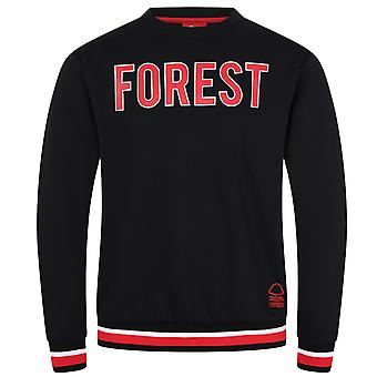 Nottingham Forest FC Official Football Gift Mens Crest Sweatshirt Top