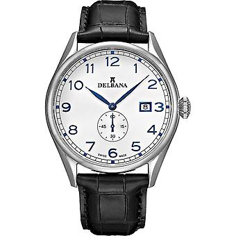 Delbana - Wristwatch - Men - Fiorentino - 41601.682.6.062