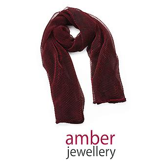 Amber Jewellery Metallic  Scarf
