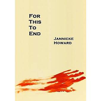 For This to End by Howard & Jannicke