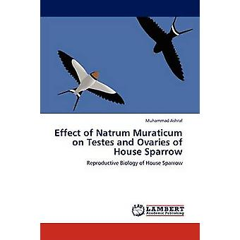 Effect of Natrum Muraticum on Testes and Ovaries of House Sparrow by Ashraf & Muhammad