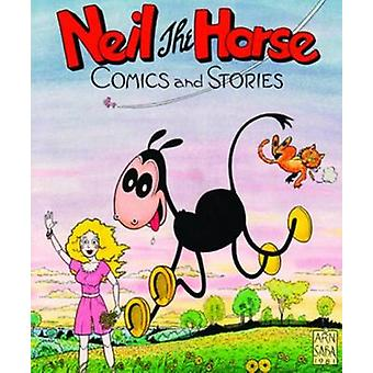 The Collected Neil The Horse by Katherine Collins - 9781772620153 Book