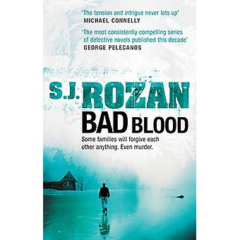 Bad Blood by S. J. Rozan - 9780091936334 Book