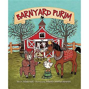 Barnyard Purim by Kelly Terwilliger - 9780761345145 Book